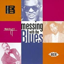 MESSING WITH THE BLUES 25 TRACKS FROM THE VAULTS OF 'ATLANTIC RECORDS' Audio CD, V/A, CD