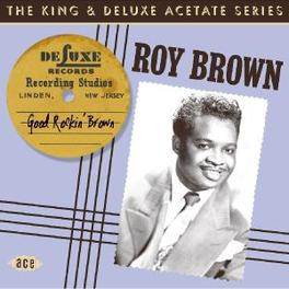 GOOD ROCKIN' BROWN ROY BROWN, CD