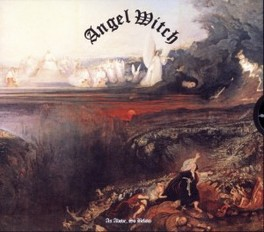 AS ABOVE, SO BELOW ANGEL WITCH, CD