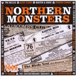 NORTHERN MONSTERS -24TR- W/JOAN MOODY/ALICE CLARK/FULLER BROTHERS/A.O. Audio CD, V/A, CD