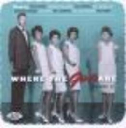 WHERE THE GIRLS ARE V.7 Audio CD, V/A, CD