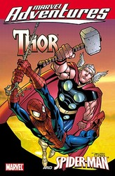Marvel Adventures Thor and...