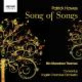 SONG OF SONGS MANAHAN THOMAS/CONVENTUS//HAWES, P. Audio CD, P. HAWES, CD