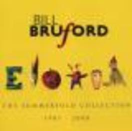 SUMMERFOLD COLLECTION.. .. 1987-2008 Audio CD, BILL BRUFORD, CD