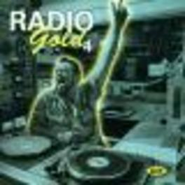 RADIO GOLD 4 W/ FLOYD CRAMER, ISLEY BROS., BETTY HARRIS, FATS DOMINO Audio CD, V/A, CD