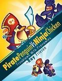 Pirate Penguin Vs Ninja...