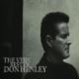 VERY BEST OF Audio CD, DON HENLEY, CD