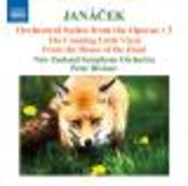 ORCHESTRAL SUITES FROM.. NEW ZELAND S.O./PETER BREINER Audio CD, L. JANACEK, CD