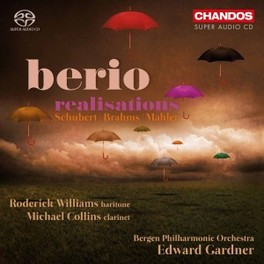 ORCHESTRAL REALISATIONS BERGEN PHILHARMONIC ORCHESTRA L. BERIO, CD