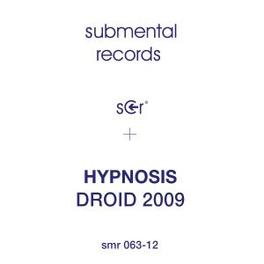 DROID 2009 ORIGINAL VERSION & REMIX BY ALEC TRONIQ HYPNOSIS, 12' Vinyl
