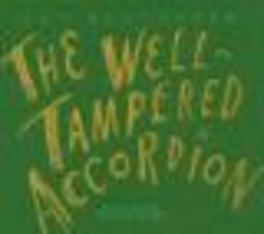 WELL TAMPERED ACCORDION Audio CD, GUY KLUCEVSEK, CD