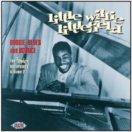 BOOGIE BLUES & BOUNCE 2 MODERN RECORDS REPERTOIRE FROM THE LATE 40'S/EARLY 50'S Audio CD, LITTLE WILLI LITTLEFIELD, CD