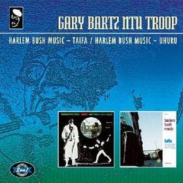 TAIFA/UHURU TWO CLASSIC MILESTONES ALBUMS ON 1 CD Audio CD, GARY BARTZ, CD