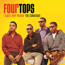 I CAN'T HELP MYSELF THE COLLECTION FOUR TOPS, CD