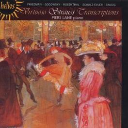 VIRTUOSO STRAUSS TRANSCRI Audio CD, PIERS LANE, CD