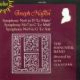 SYMPHONIES NO.6-8 HANOVER BAND/ROY GOODMAN Audio CD, J. HAYDN, CD