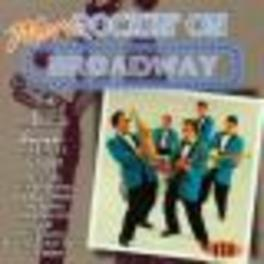 MORE ROCKIN' ON BROADWAY 25 TR. W/ CHEVRONS, GENIES, STROLLERS, BELL-NOTES A.O. Audio CD, V/A, CD