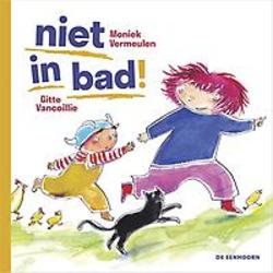Niet in bad!