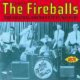 BEST OF -25 TR.- 'ORIGINAL NORMAN PETTY MASTERS' Audio CD, FIREBALLS, CD