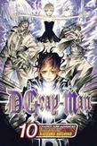 D.Gray-man, Vol. 10