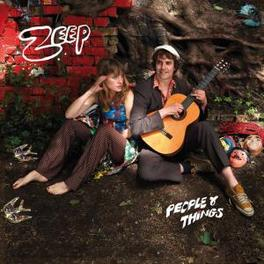 PEOPLE & THINGS Audio CD, ZEEP, CD