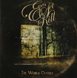 WORLD OUTSIDE Audio CD, EYES SET TO KILL, CD