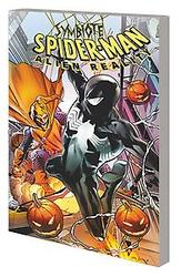 Symbiote Spider-man: Alien...