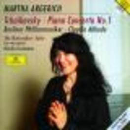 PIANO CONCERTO NO.1NUTCR BP/ABBADO Audio CD, P.I. TCHAIKOVSKY, CD