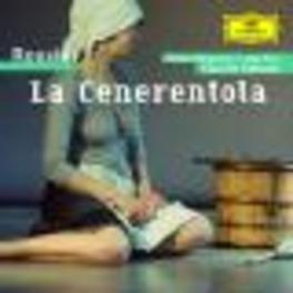 LA CENERENTOLA W/LONDON SO/SCOTTISH OPERA CHORUS/CLAUDIO ABBADO Audio CD, G. ROSSINI, CD