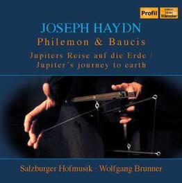 PHILEMON & BAUCIS SALZBURGER HOFMUSIK Audio CD, J. HAYDN, CD