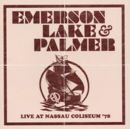 LIVE AT NASSAU COLISEUM.. .. 78 EMERSON, LAKE & PALMER, CD