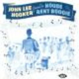 HOUSE RENT PARTY Audio CD, JOHN LEE HOOKER, CD