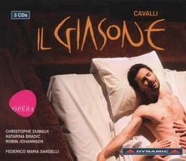 IL GIASONE VLAAMSE OPERA ORKEST/SARDELLI F. CAVALLI, CD