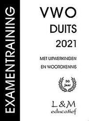 Examentraining Vwo Duits: 2021