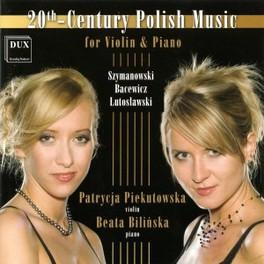 20TH CENTURY POLISH MUSIC Audio CD, PIEKUTOWSKA/BILINSKA, CD