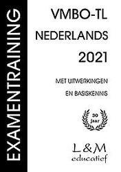 Examentraining Vmbo-tl: 2021