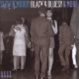 SLOW'N'MOODY BLACK &.. .. BLUESY & MORE Audio CD, V/A, CD