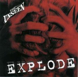 EXPLODE UNSEEN, Vinyl LP