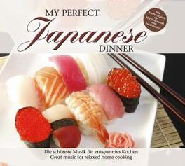 MY PERFECT JAPANESE.. JAPANESE RECEIPES INCLUDED/W:GAGAKU/BUGAKU/AND MORE Audio CD, V/A, CD