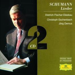 LIEDER W/FISCHER-DIESKAU, ESCHENBACH Audio CD, R. SCHUMANN, CD