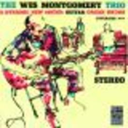WES MONTGOMERY TRIO Audio CD, MONTGOMERY, WES -TRIO-, CD