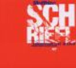 SHREEFPUNK LIVE.. -DIGI- FT. DJANGO BATES Audio CD, MATTHIAS SCHRIEFL, CD