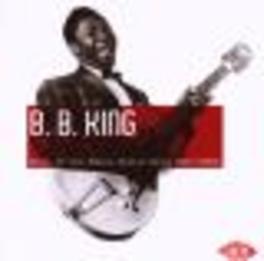 BEST OF..1951-1966 ..BEST OF THE BLUES GUITAR KING 1951-1966 Audio CD, B.B. KING, CD