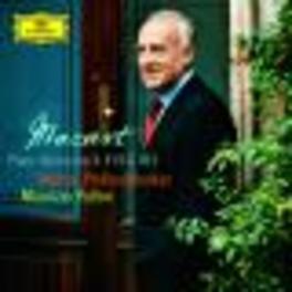 PIANO CONCERTOS NO.12 & 2 WIENER PHILHARMONIKER/MAURIZIO POLLINI Audio CD, W.A. MOZART, CD