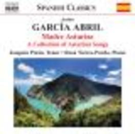 MADRE ASTURIAS W/JOAQUIN PIXAN & ROSA TORRES-PARDO Audio CD, A. GARCIA ABRIL, CD