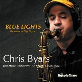 BLUE LIGHTS FOR FANS OF HARD BOP! Audio CD, CHRIS BYARS, CD