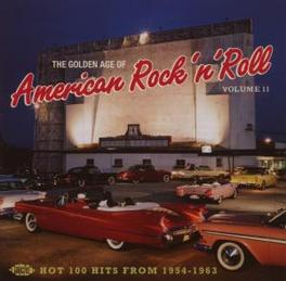 GOLDEN AGE OF R&R V.11 ..AGE OF AMERICAN ROCK & ROLL//VOLUME 11 Audio CD, V/A, CD