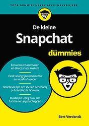 De kleine Snapchat voor...