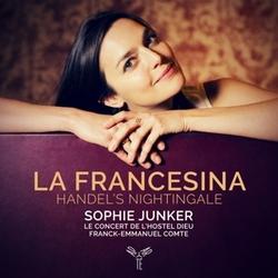 LA FRANCESINA - HANDEL'S .....