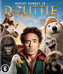 Dolittle, (Blu-Ray)